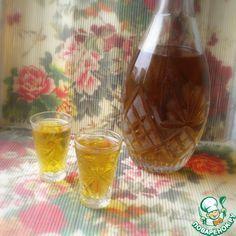 Крепкая настойка на меду ингредиенты