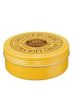 shea butter ultra soft body cream / l'occitane