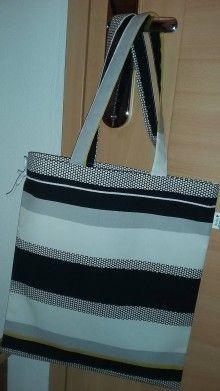 Nákupné tašky - nákupná taška - mašlička -  PRAKTICKÝ VIANOČNÝ DARČEK NA KAŽDÝ DEŇ - 8939009_ Gym Bag, Bags, Handbags, Bag, Totes, Hand Bags