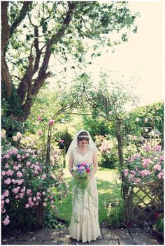 Lizzie & Bobby's Handmade Vintage Wedding   Kent Wedding Photographer   Rebecca Douglas Photography