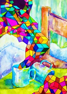 axist:    Rubik Tea by indajazz