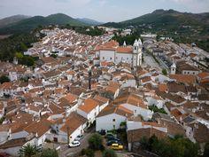 Castelo de Vide, #Alentejo. A beautiful and cosy village in #Portugal