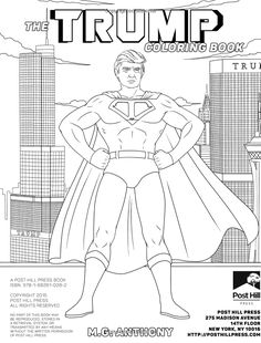 21 Best Trump Images Coloring Books Coloring Pages Vintage