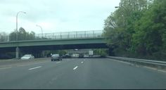 Overpasses Have Height Warnings For A Reason - Digg