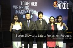 Epson unveiled their latest projection products, with AR glasses included!   Share this:   Facebook Twitter Google Tumblr LinkedIn Reddit Pinterest Pocket WhatsApp Telegram Skype Email Print
