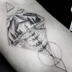 Paisagem da Mariana obrigado mais uma vez ! brunoalmeida.art@gmail.com #linework #tree #nature #darkartists #btattooing #onlyblacktattoos #blxckink #tattrx #blackworkerssubimission #blackwork #linework #tattoo #bw #dw #blackartists #tattoos...