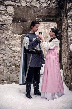 King Siegfried & princess Kriemhild