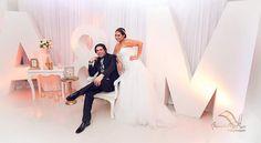 Un toque bello para bodas  #boda #decoracionboda #love #letras #letrasgigantes #decoracion #bodacivil #wedding #bodasmerida #ideasboda #ideas #weddingdecoration #iniciales #letrasboda #matrimonio #ideas originales