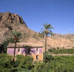 Valle de Ricote Murcia spain