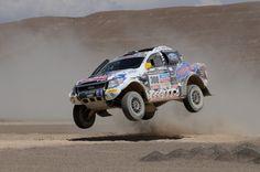 Photography - Dakar Rally 2014
