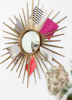 A great way to display all your Christmas cards!