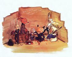 Zootopia Fanart, Zootopia Comic, Disney Art, Disney Pixar, Nick Y Judy, Predator Art, Zootopia Nick And Judy, Furry Comic, Space Cat