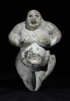 Терракота из Анатолии, приблизительно 6000-4000 до н.э.