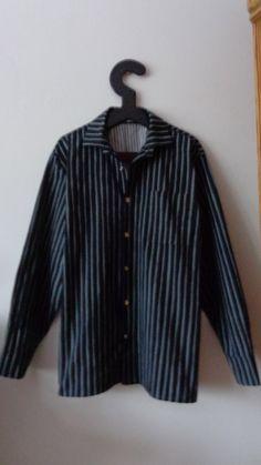 Marimekko Jokapoika shirt means every boys shirt. Colour black and grey size Length chest 23 sleeve length neckline 15 Material cotton. Condition is good almost like new. Marimekko, Boys Shirts, Black And Grey, Buy And Sell, Sleeves, Cotton, Sweaters, Etsy, Stuff To Buy