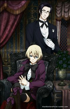 My favourite character Alois!!