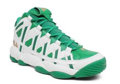 FILA Stackhouse Spaghetti St. Patrick's Day PE Sneaker (Detailed Images)
