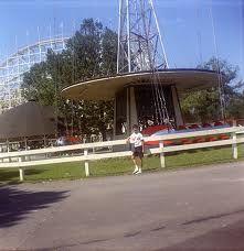 Airplane ride, Lakeside Amusement Park, Salem, Va.