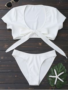 Up to 80% OFF + Free shipping on orders over $30. Knot Front High Cut Bathing Suit. Swimwear 2017:Zaful,Bikinis,Micro bikini,High waisted bikini,Halter bikini,Crochet bikini,One-pieces,Tankini set,Cover ups,to find different swimwear(bathing suit,swimsuits) ideas @zaful Extra 10% OFF Code:ZF2017
