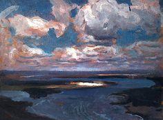 Dniepr River, Jan Stanislawski
