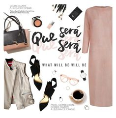 What will be will be by punnky on Polyvore featuring polyvore fashion style CÉLINE Iosselliani Daniel Wellington Bobbi Brown Cosmetics Tom Ford Christian Dior clothing shirtdress
