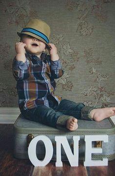 Kinderfoto vintage