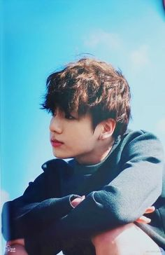 Jungkook .Love. Cre: the owner/as logo
