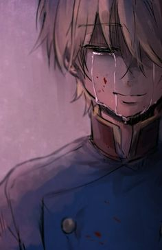 This is how I feel about Slaine. I like you, but I could kill you, you little shit.