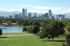 Denver-The Mile-High City