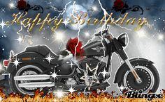 Happy Birthday Happy Birthday Wishes Happy Birthday Quotes Happy Birthday Messages From Birthday Happy Birthday Biker, Happy Birthday Harley Davidson, Motorcycle Birthday, Birthday Wishes For Daughter, Birthday For Him, Happy Birthday Funny, Happy Birthday Pictures, Happy Birthday Messages, Happy Birthday Greetings