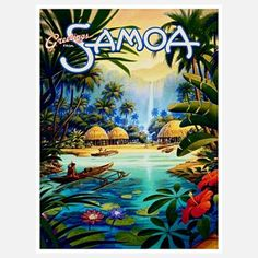 Samoa, $22, now featured on Fab.