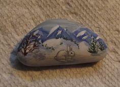 Story stone. Bunny. Aug. 6th, '15