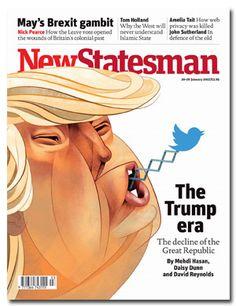New Statesman magazine