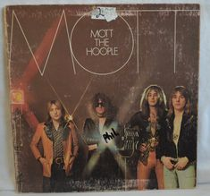 Vintage Gatefold Record Mott the Hoople Album by FloridaFinders, $6.00