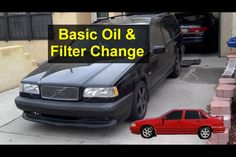 How to install replace front cv joint axle assembly volvo s70 98 00 basic oil change for the volvo 850 s70 v70 etc remix volvo c70owners manual repair fandeluxe Images