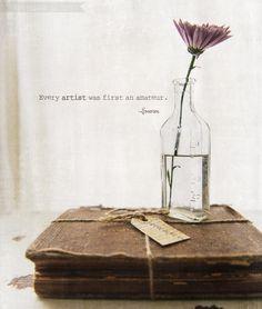 ~ beautiful image & inspiring words