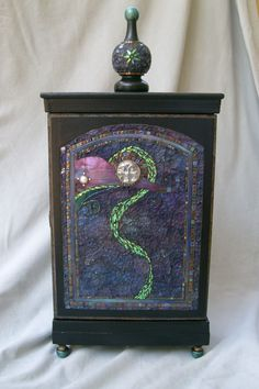 Mosaic Key Box