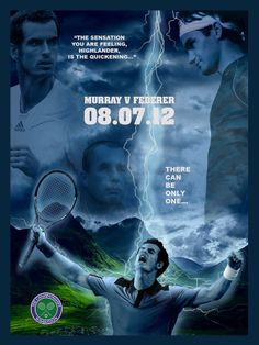 Andy Murray - The Quickening - Wimbledon 2012