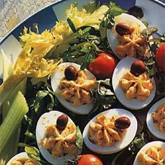 Deviled Eggs with Curry