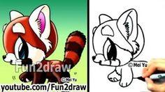 how to draw cartoons - YouTube