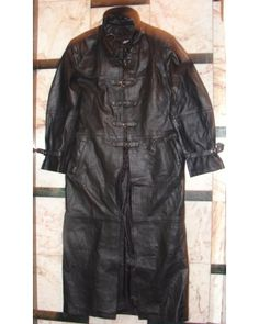 #HughJackman #Leather Coat Famous Movie #VanHelsing only at slimleatherjackets .com