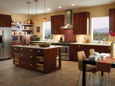 Beautiful kitchen designed by Delta