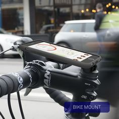 Bike mount for iPhone 6 and iPhone 6 Plus
