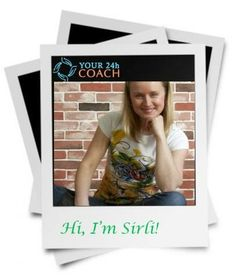 [WELCOME TO CAREER COACH]  Sirli, Estonia  As a Passion and Purpose Coach, Sirli helps her clients live their dreams and let their true self shine in the world. Having a personal experience where she gave up on her own dream, she knows how empty and dull life can feel without it. She knows and believes that it doesn't have to be this way! Find out how Sirli can help now! - your24hcoach.com