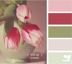 Tulip Tones.