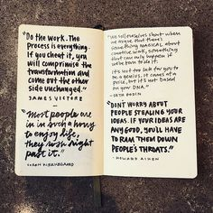 Reviving my little Leuchtturm commonplace book this morning with a few quotes. Been inspired recently to start capturing interesting… Journal Writing Prompts, Book Journal, Writing A Book, Writing Humor, Morning Pages, Bullet Journal Font, Commonplace Book, Write It Down, Smash Book