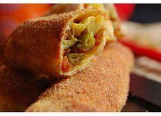 Fırında Çin Böreği | Sana