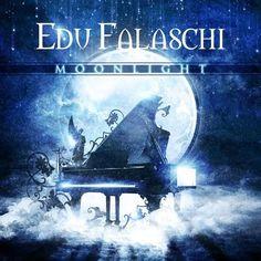 "Brazilian singer and composer Edu Falaschi (ANGRA, ALMAH) will release his acoustic solo album, ""Moonlight"", on May 20 via Pride & Joy Music (Europe), Te..."