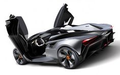 Image result for futuristic cars with sharp line
