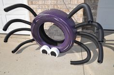 paint tire art - Google Search