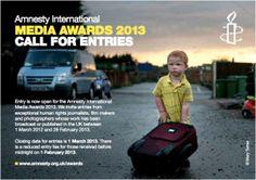 Photojournalism Award Deadlines